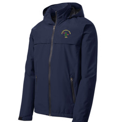 J333 - B101E001 - EMB - Waterproof Jacket